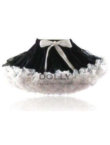Falda tutu black beauty